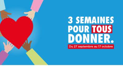 Urgence don du sang : 3 semaines pour tous donner !