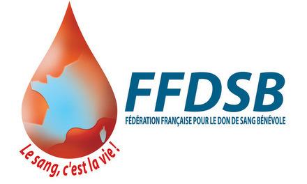 Logo de la F�©d�©ration Fran�§aise des Donneurs de Sang B�©n�©voles (FFDSB)