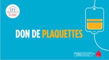 Don de plaquettes